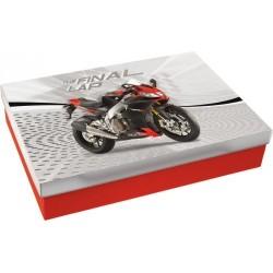 Školní krabice do lavice Stil Bike