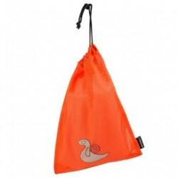 Školní pytlík na obuv Topgal CHI 555 G oranžová/šnek Eda