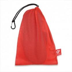 Školní pytlík na obuv Topgal TOP 150 G Red (oranžovočervená)