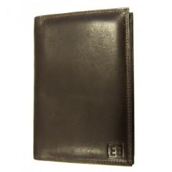 Enrico Benetti 52514 hnědá kožená náprsní taška