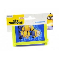 Dětská peněženka P + P Karton 3395 Minions (Mimoni)