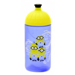 Nápojová lahev 0,5 l Minions (Mimoni)  3362