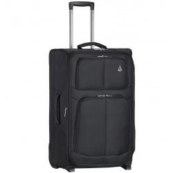 Cestovní kufr (kabinové zavazadlo) AEROLITE T-9613/3-S - černá