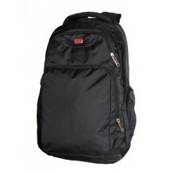 Batoh Diviley s kapsou na notebook WC19144 černá