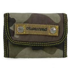 Peněženka textilní OBSESSED 6706 Camo