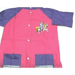 Pláštěnka dětská Magiq 808 5-6 let růžová