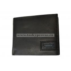 Pánská kožená peněženka Lagen LG-1125 černá
