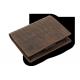 Pánská kožená peněženka Arwel 513-4050-47 hnědá Bambus