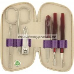 Manikúra DUP 230402-260 fialová