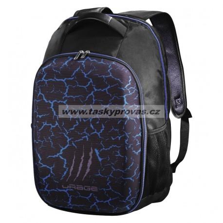 "uRage batoh pro notebook Cyberbag Illuminated, 17,3"" (44 cm), černý Hama 101289"