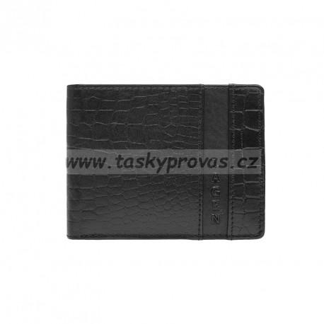 Pánská kožená peněženka Lagen 5111 černá