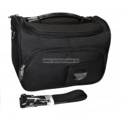 Cestovní taška kosmetická Airtex 2897 černá