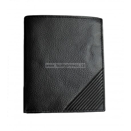 Pánská kožená peněženka Talacko 7227-1 černá