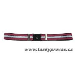 Dětský pásek Xandy 1102 růžovo-bílý