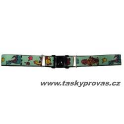 Dětský pásek Xandy 11032 dino
