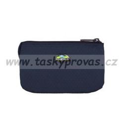 Peněženka/pouzdro na mobil Famito G-plus WP-0007 tm.modrá