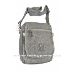 Sportovní taška ENRICO BENETTI 66818 šedá