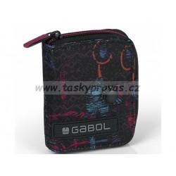 Textilní peněženka Gabol  SPIRIT 220088