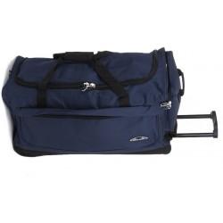 Cestovní taška na kolečkách ENRICO BENETTI 35304 modrá