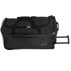 Cestovní taška na kolečkách ENRICO BENETTI 35303 černá