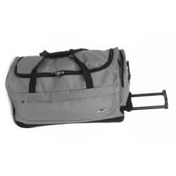 Cestovní taška na kolečkách ENRICO BENETTI 35303 šedá