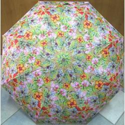 Deštník skládací Bisetti 35168 barevný