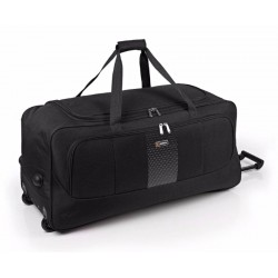 Cestovní taška na kolečkách Gabol 100 L ROLL 114515 černá