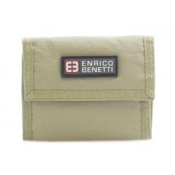 Peněženka textilní ENRICO BENETTI 14607 sand