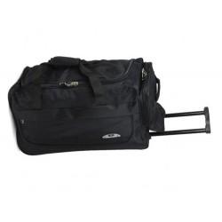 Cestovní taška na kolečkách ENRICO BENETTI 35304 černá