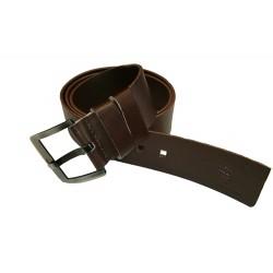 Kožený opasek Black 012-78 hnědý