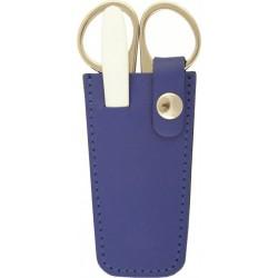 Manikúra DUP 230401-323 modrá