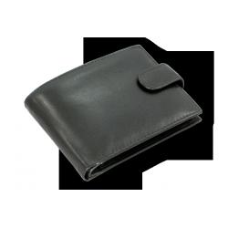 Pánská kožená peněženka Arwel 513 - 4404 černá