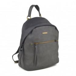 Kabelkový batůžek G-7219 tm.šedá