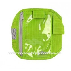 Sportovní kapsa na ruku Famito G-plus FT- 0002 zelená