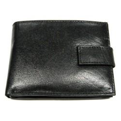 Pánská kožená peněženka Tom 31.60 černá