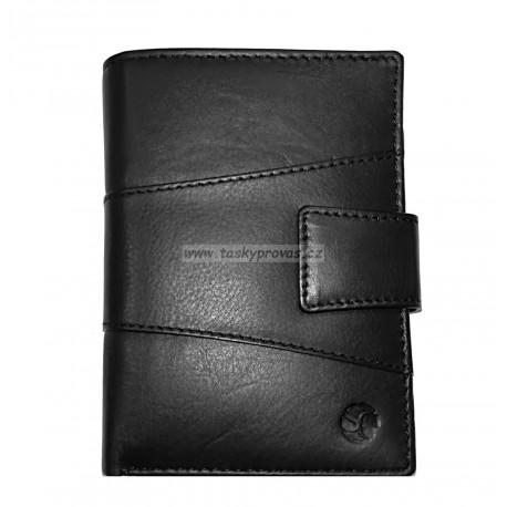 Pánská kožená peněženka Segali 61326 black
