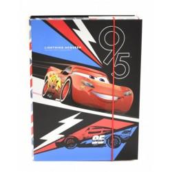 Box na sešity A5 Cars P + P Karton 183117