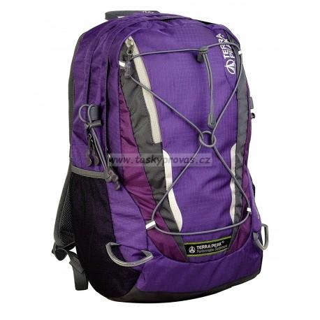 Axon Terra Peak sportovní batoh Edge 30L fialová 7da6f88b61