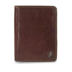Peněženka pánská kožená Cosset Komodo 4416 hnědá