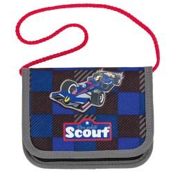 Peněženka na krk Scout 72000 Formule