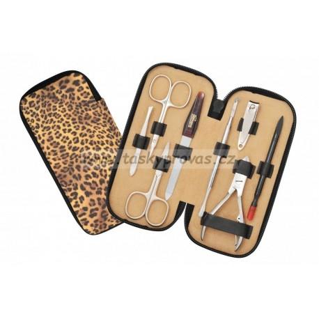 DUP manikúra Solingen 230402-015 leopardí vzor