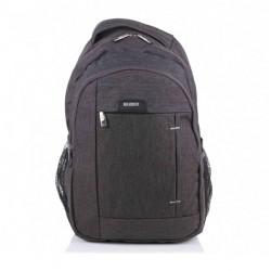 Batoh s kapsou na notebook Enrico Benetti 47159 tm.šedá