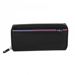 Dámská kožená peněženka Always Wild N512-GV černá