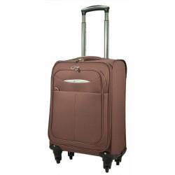 Cestovní kufr (kabinové zavazadlo) Airtex 6324/50 S hnědý