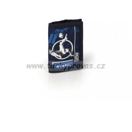 Textilní peněženka Gabol TEAM 222708