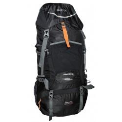 Batoh Axon Terra Peak HIKER 65+10 l černý