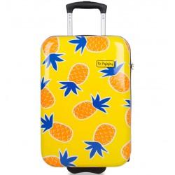 Kabinové zavazadlo B.HPPY BH-1607/3-S - Home Sweet Pineapple