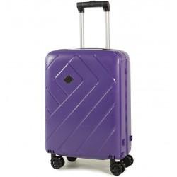 Kabinové zavazadlo ROCK TR-0146/3-S PP - modrofialová