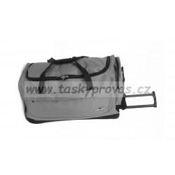 Cestovní taška na kolečkách ENRICO BENETTI 35304 šedá