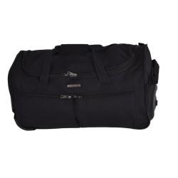 Cestovní taška na kolečkách ENRICO BENETTI 49011 černá